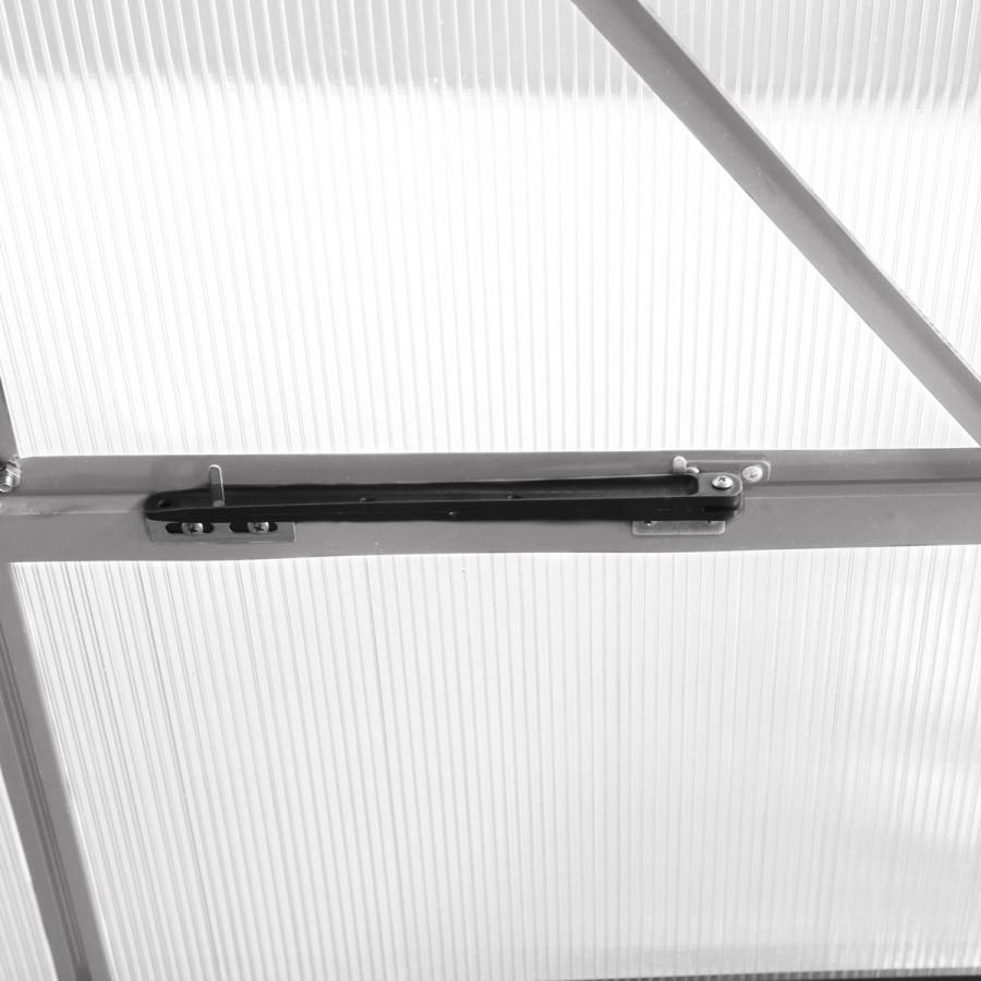 2 Lüftungs-Fenster, fest verschließbar
