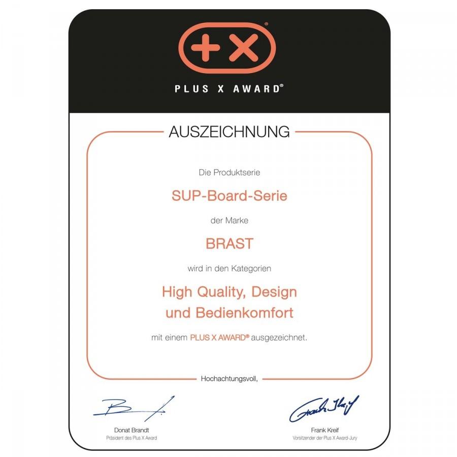 X-AWARD SUP-Board Zertifikat 2021