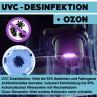 UVC- und Ozon-Desinfektion