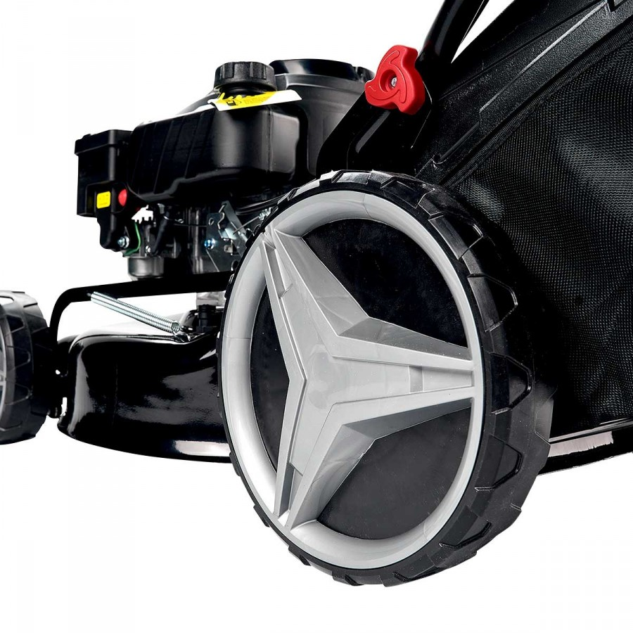 größere Big-Wheeler-Räder hinten