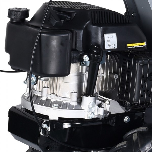 196ccm Hubraum Motor-Power