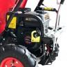 kraftvoller 4,8kW (6,5PS) Benzin4-Takt-Motor mit 196ccm Hubraum