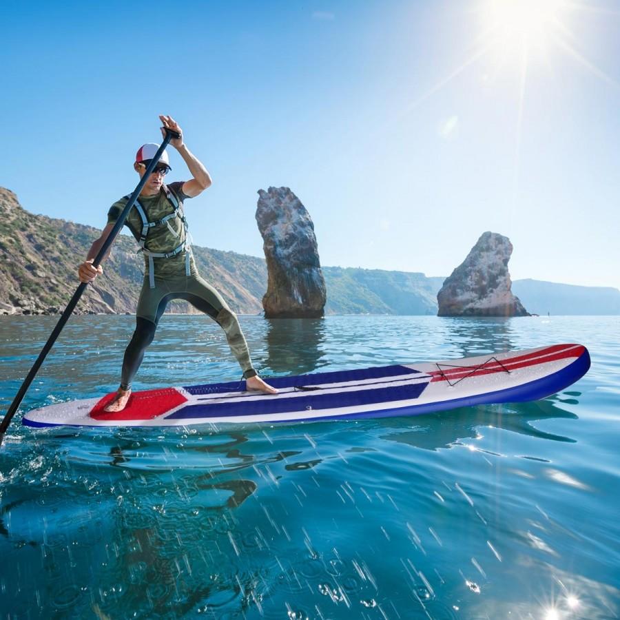 ideal auch auch für anspruchsvolle, sportive Stand Up Paddler