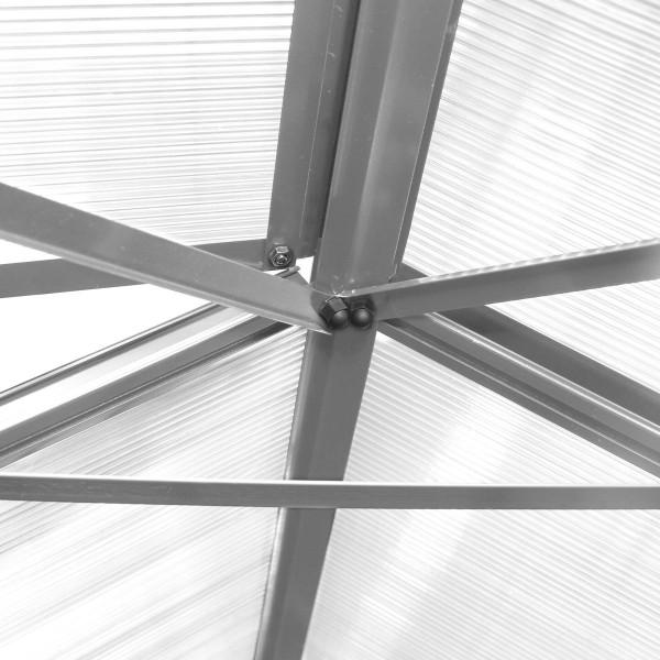 zusätzliche Dachstabilsierung auch bei extremen Witterungseinflüssen