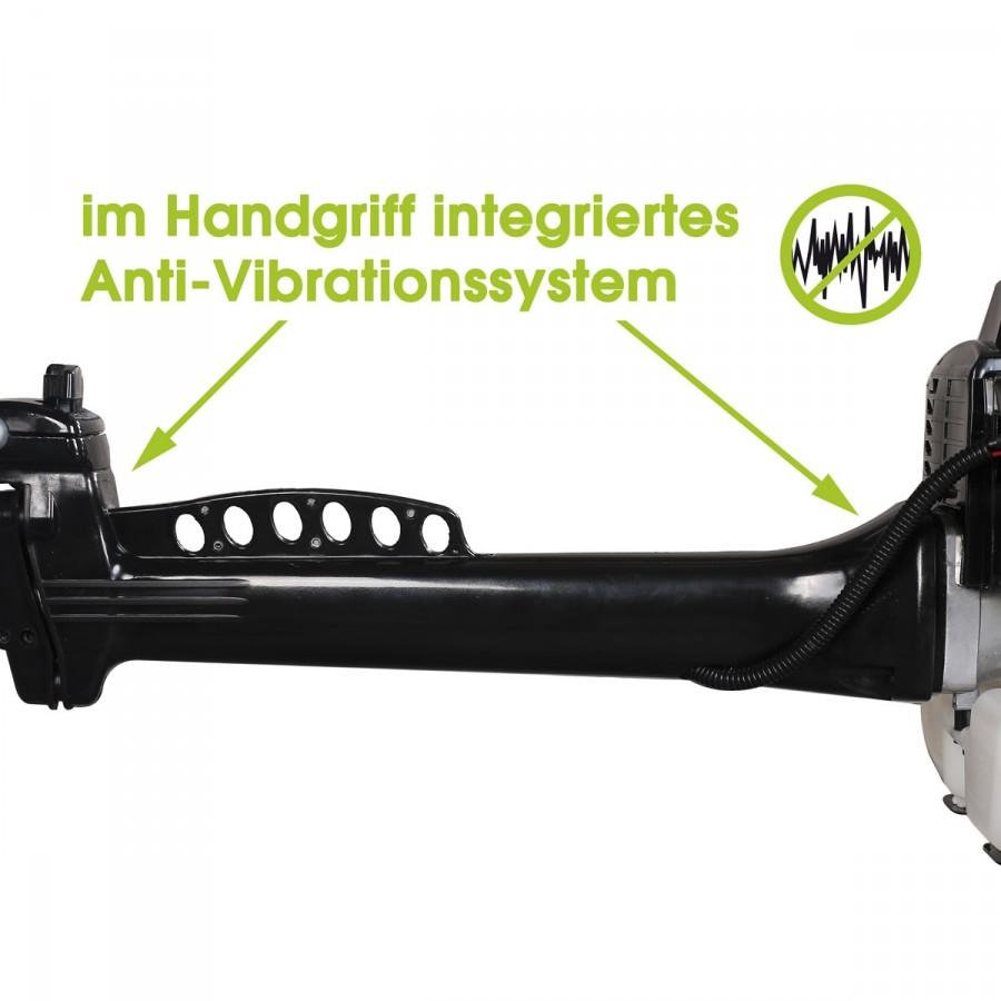 integriertes Anti-Vibrationssystem