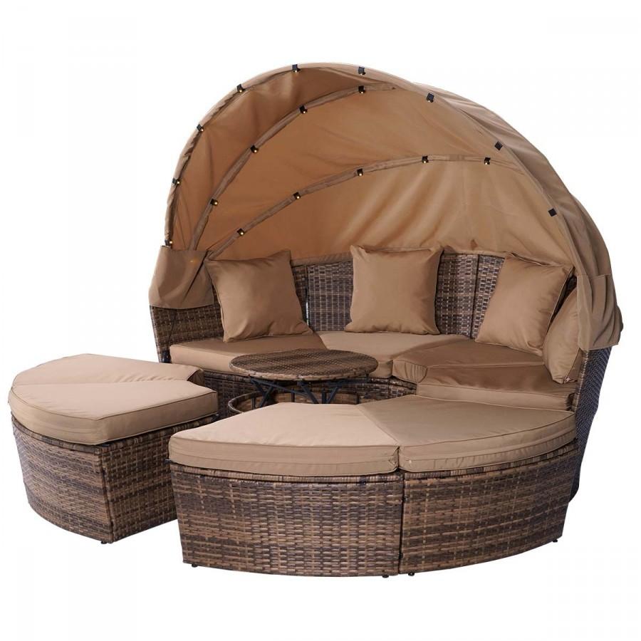 gemütliches Sitz-Ambiente