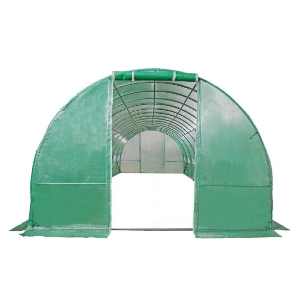 Folien-Gewächshaus 24 300x800