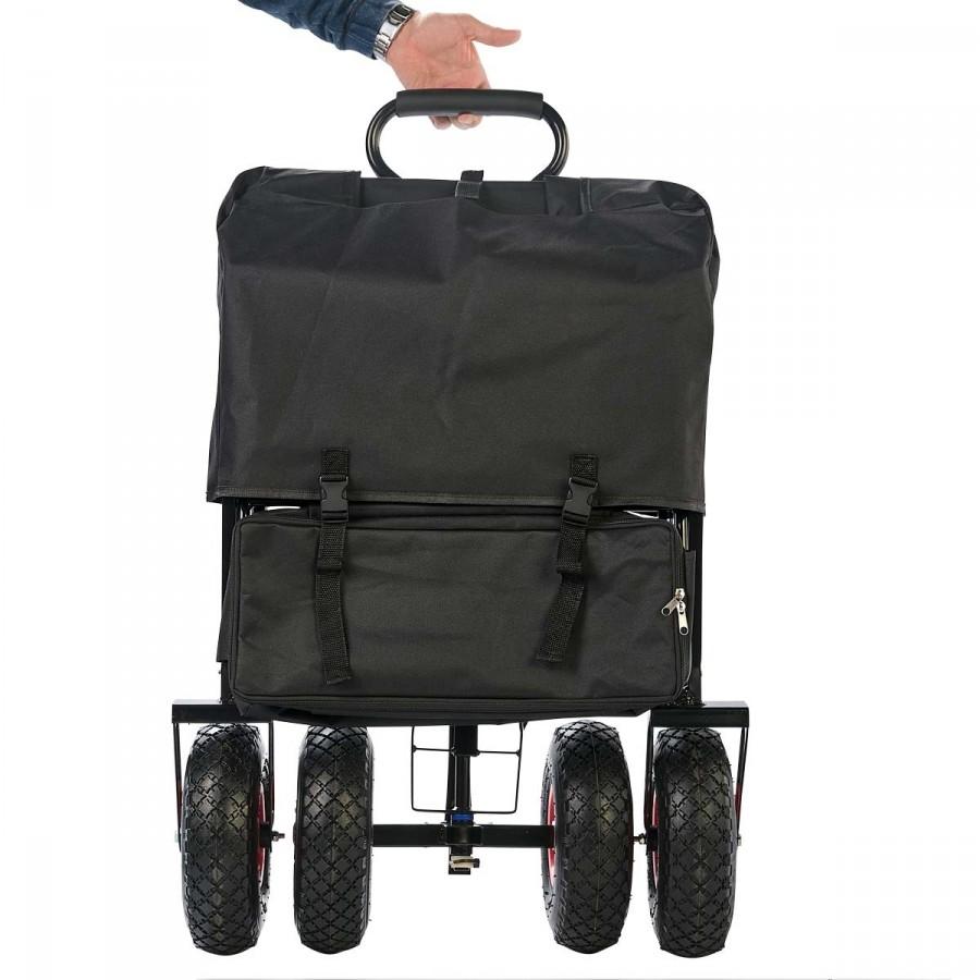 ganz einfach zu transportieren