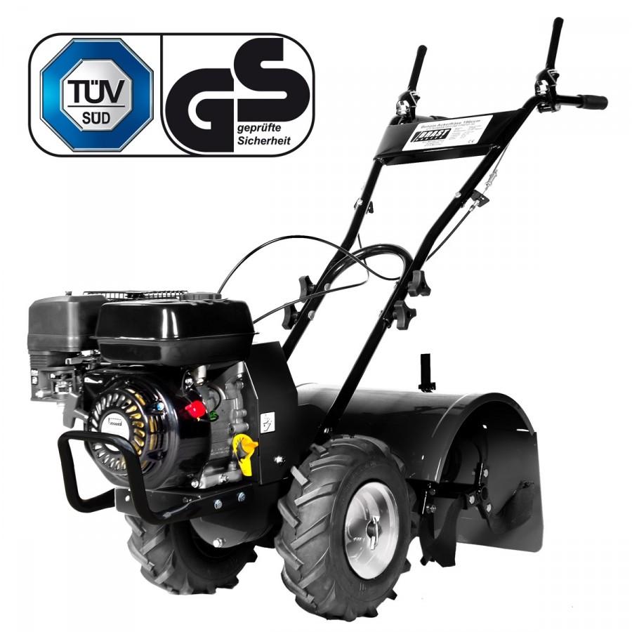 BRAST Benzin Motorhacke 7000