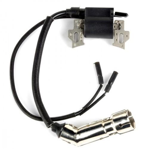Zündspule inkl. Stecker für BRAST Benzin Kehrmaschine 4100