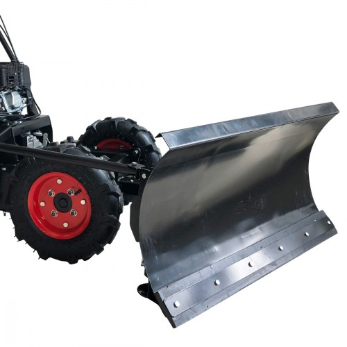 BRAST Schneeschild Benzin Motorschubkarre 6500