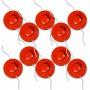 10x Fadenspule für Brast Multitool / Freischneider