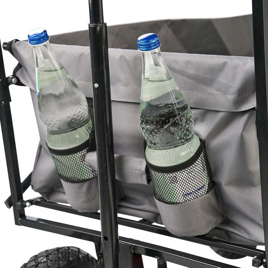 integrierte Taschen vorne