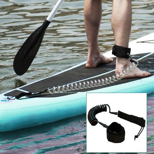 Fußschlaufe / Coil Leash für SUP Board