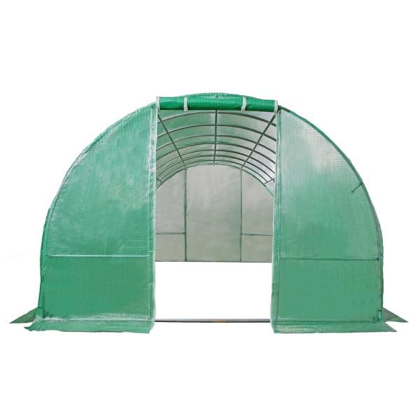 Folien-Gewächshaus 12 300x400