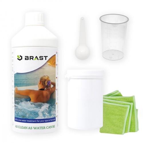 BRAST Wasserpflegeset für Whirlpools