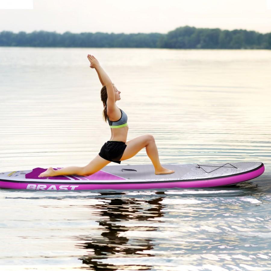 ideal als Yoga-Board