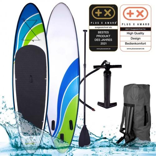 SUP Board SPEED 300 X-AWARD ausgezeichnet