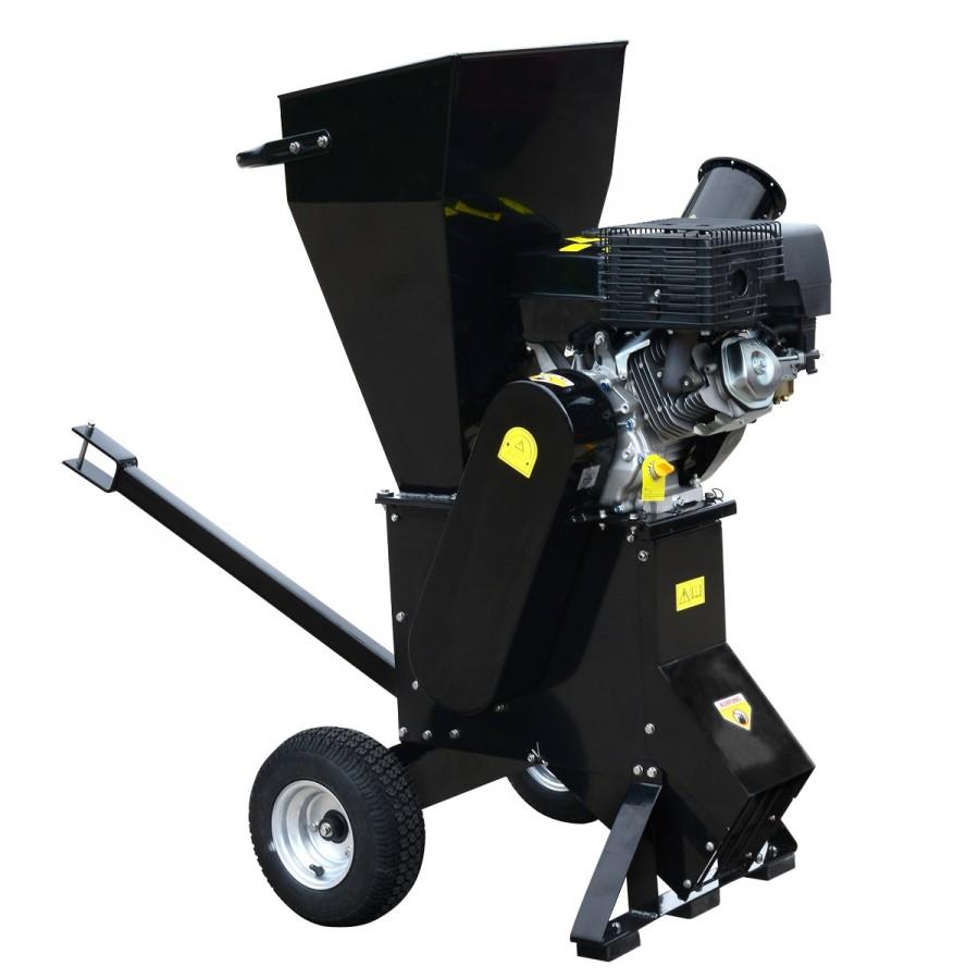 BRAST Benzin Häcksler HA 1500