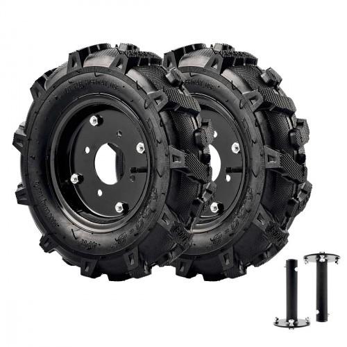 Räder-Set für BRAST Benzin Motorhacke 6000