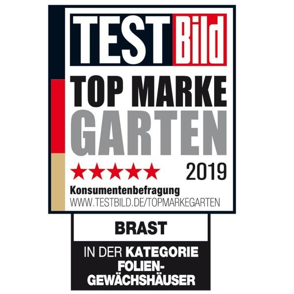 BRAST Top Marke Garten von Testbild