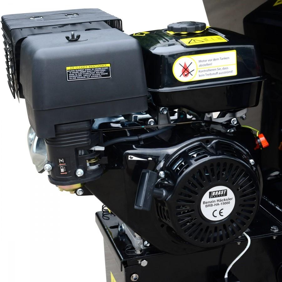 starker 420ccm Benzin-Motor mit 11kW (15PS) Power