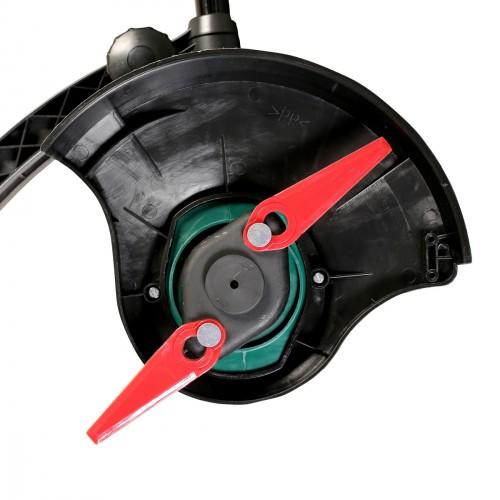 12er Set Ersatzmesser für BRAST Akku Grastrimmer GT 01