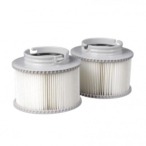 2er-Set Ersatz-Filter für MSpa Whirlpools
