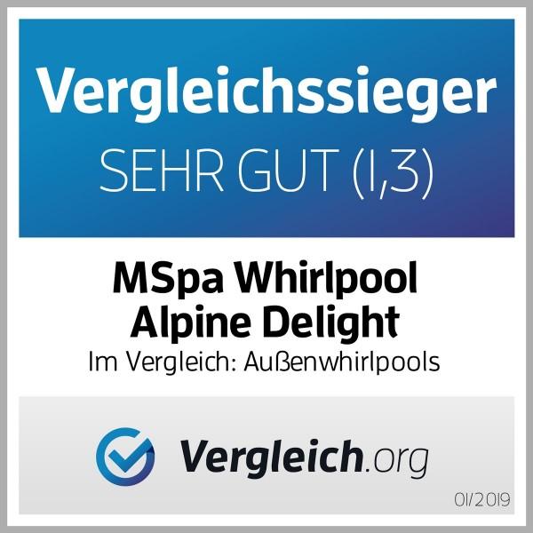 "Aufblasbarer Whirlpool ""Alpine Delight"""