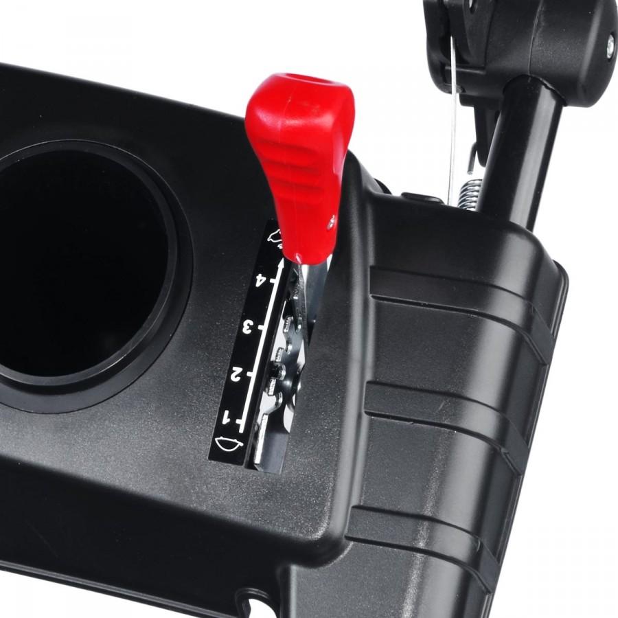Motordrehzahlregler (bei SPEED-Modellen Gangschaltung)