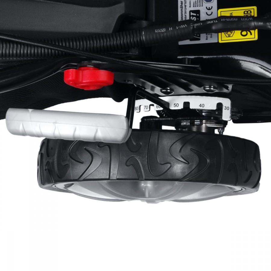 Zentrale, 6fache Schnitthöhenverstellung 30-80mm