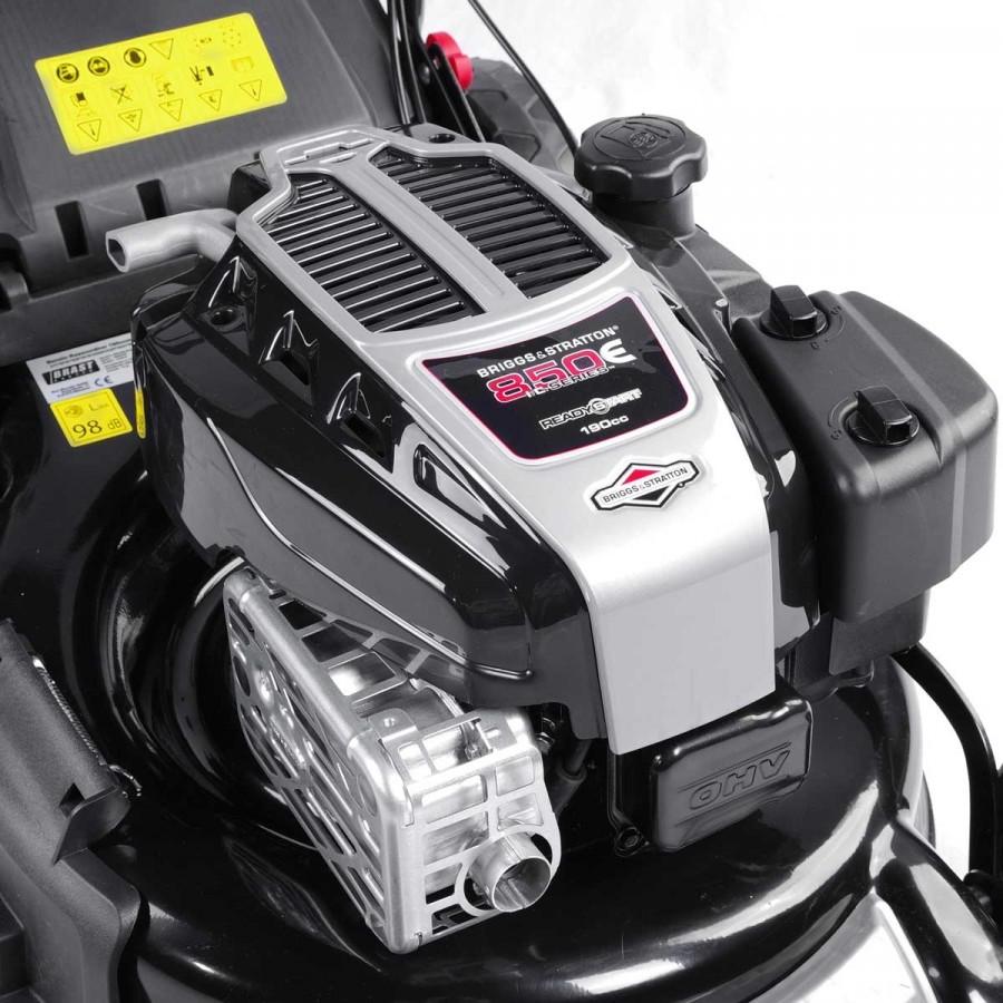 kraftvoller Briggs&Stratton Markenmotor 850E Made in USA mit 2 Jahren Garantie