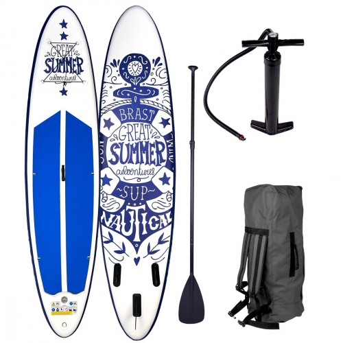 SUP Board SUMMER 320 white